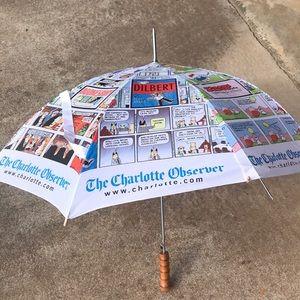 Accessories - The Charlotte observer umbrella
